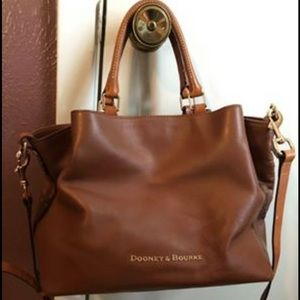Slouchy tote by Dooney & Bourne